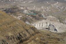Free Region Of Mount St  Helens Volcano Royalty Free Stock Photography - 1296937