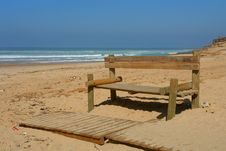 Free Beach Seat Stock Photo - 1297080