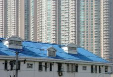 Free Shanghai Living Stock Image - 1297751