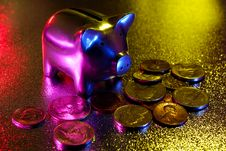 Free Piggy Bank Stock Photos - 1297813