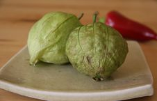 Free Tomatillos Stock Images - 1299454