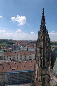 Free Prague Skyline Stock Photos - 1299523