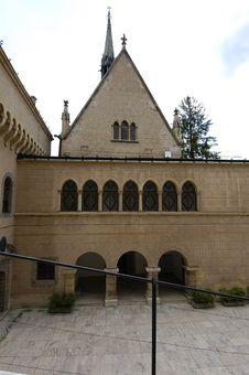 Free Castle Courtyard Stock Photos - 1299593