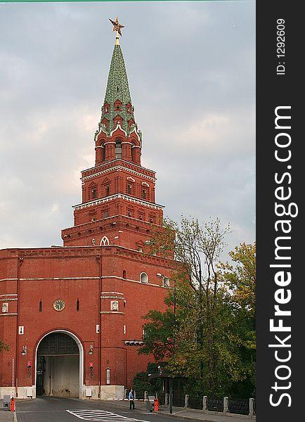 Moscow Kremlin 4