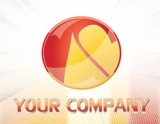 Free Red And Yellow Logo Stock Photo - 12900140