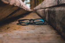 Free Close-Up Photo Of Eyeglasses Stock Image - 129026611