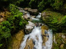 Free Photo Of Creek With Boulders Royalty Free Stock Image - 129029146