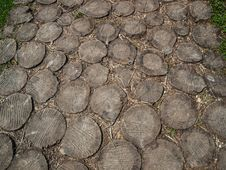Free Grass, Soil, Cobblestone, Road Surface Royalty Free Stock Images - 129085499
