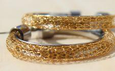 Free Jewellery, Bangle, Fashion Accessory, Gold Stock Images - 129192234