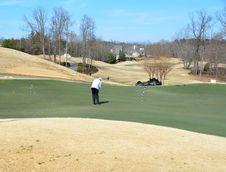 Free Golf Course, Grass, Golf Equipment, Golf Club Stock Photos - 129192643