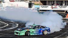 Free Auto Racing, Car, Racing, Touring Car Racing Stock Photography - 129192742