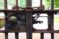 Free Iron, Metal, Rust Royalty Free Stock Photography - 129192877