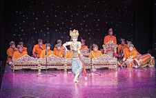 Free Performing Arts, Performance, Entertainment, Dancer Stock Photography - 129193132
