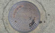 Free Manhole, Manhole Cover, Road Surface, Circle Stock Photo - 129193310