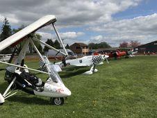 Free Aircraft, Airplane, Aviation, Ultralight Aviation Stock Photography - 129193842