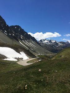 Free Mountainous Landforms, Mountain Range, Mountain, Sky Stock Image - 129291271