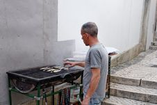 Free Bricklayer, Barbecue Grill, Outdoor Grill Royalty Free Stock Image - 129291746