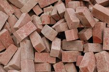 Free Bricks Collection Stock Photography - 12943872