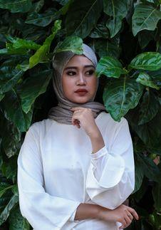 Free Photo Of A Muslim Woman Stock Image - 129415001
