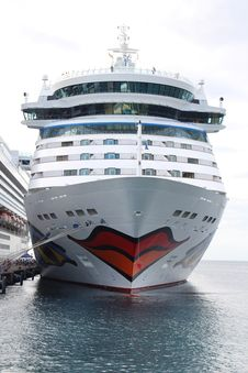 Free Cruise Ship, Passenger Ship, Ship, Water Transportation Royalty Free Stock Photos - 129547328