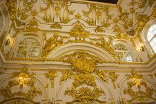 Free Ceiling, Yellow, Wall, Opera House Stock Photo - 129548380