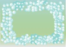 Free Bubbles Vector Stock Photo - 12966210