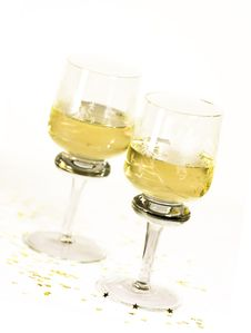 Free White Wine Stock Photos - 12973243