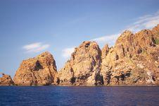 Free Scandola Rocks Stock Photography - 12974172