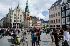 Free Town, City, Town Square, Pedestrian Royalty Free Stock Photo - 129752335