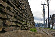 Free Wall, Sky, Rock, Stone Wall Stock Photo - 129752390