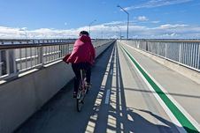 Free Road Bicycle, Lane, Cycling, Mode Of Transport Royalty Free Stock Photography - 129752517