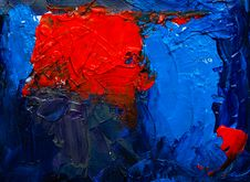 Free Photo Of Abstract Painting Royalty Free Stock Photo - 129786865