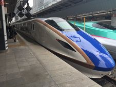 Free High Speed Rail, Transport, Bullet Train, Train Stock Image - 129936921
