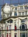 Free Distorted Building Reflection Stock Photos - 130083