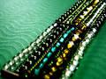 Free Green Bracelet Stock Image - 131631