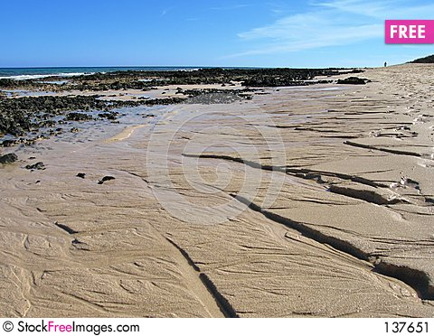 Free Beachscape Stock Image - 137651