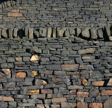 Free Gritstone Wall Stock Images - 132714
