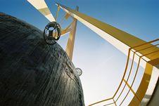 Free Sundial Royalty Free Stock Image - 135926