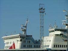 Free Ships Royalty Free Stock Photos - 137308