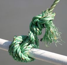 Free Gren Rope Royalty Free Stock Image - 138336