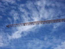 Free Crane Royalty Free Stock Photo - 138635