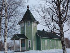Free Karelian Temple Stock Image - 139101
