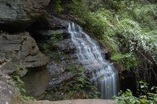 Free Gentle Falls Stock Image - 139681