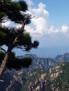 Free The Scenery Of Huangshan In China Royalty Free Stock Photos - 1300208