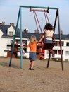 Free Swinging Time Stock Photos - 1304593