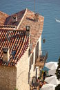 Free Eze 17 - Roofs Royalty Free Stock Photo - 1305105