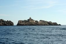 Free Landscape Of The Adriatic See Stock Image - 1300151