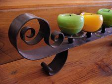 Free Three Candels Stock Photo - 1300200