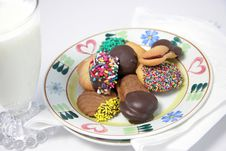 Free Italian Cookies Stock Images - 1300614