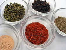 Free Spices Stock Image - 1301371